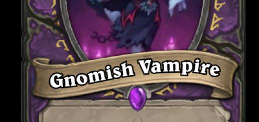 Gnomish Vampire