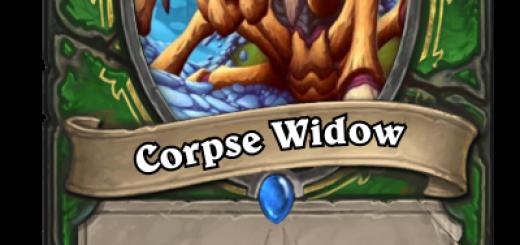 Corpse Widow