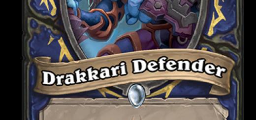 Drakkari Defender