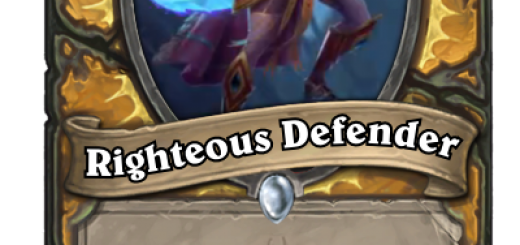 Righteous Defender