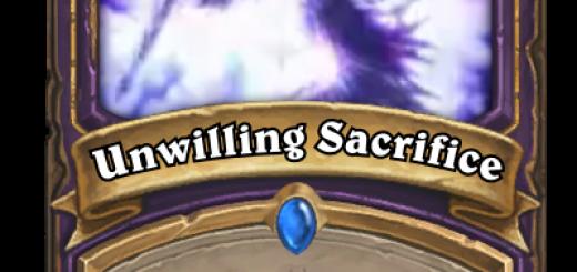 Unwilling Sacrifice