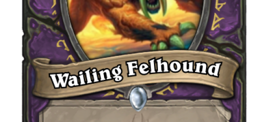 Wailing Felhound