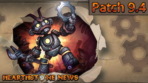 Hearthstone Patch 9.4