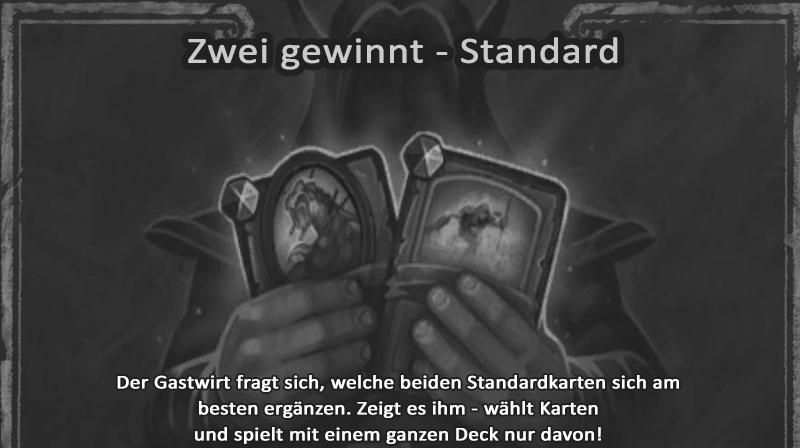 Kartenchaos zwei gewinnt standard